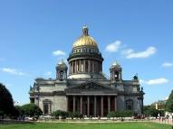 Brīvdienas Sankt-Peterburgā (2 dienas).