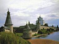 Pleskava - Puškina Kalni (2dienas).